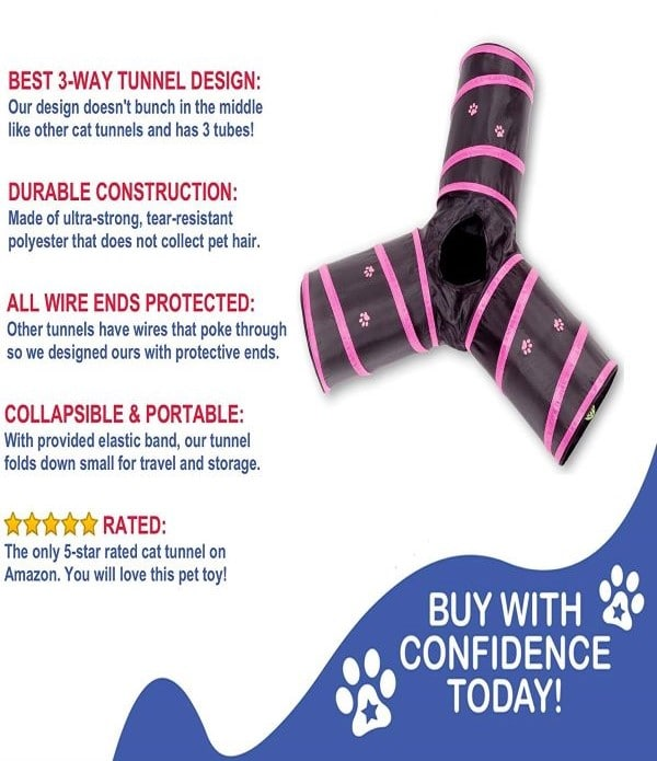 Prosper-Pet-cat-tunnel-toy-for-cats-home-alone